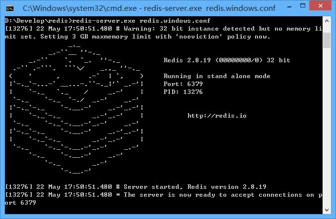 redis-start-server-1